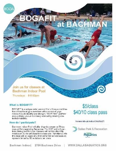 BOFAFit Flyer - Bachman Pool