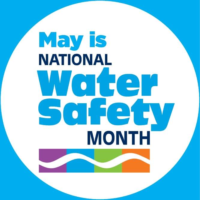 Water Safety Month Logo