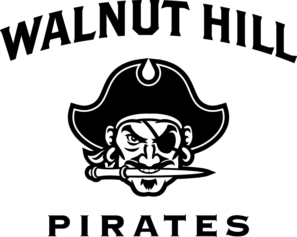 Walnut Hill swim team logo