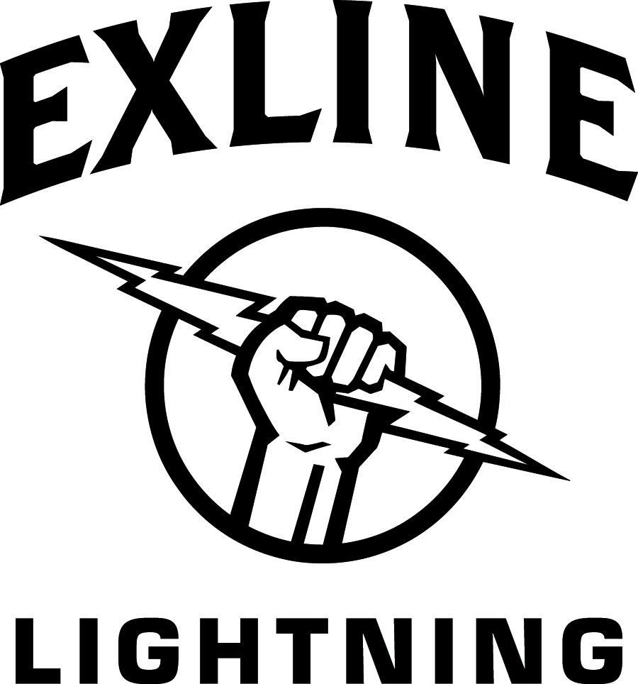 Exline swim team logo