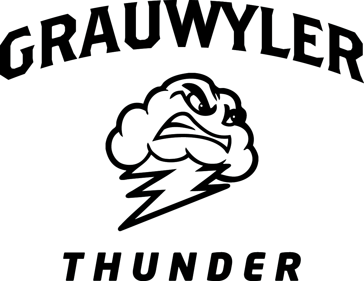 Grauwyler swim team logo